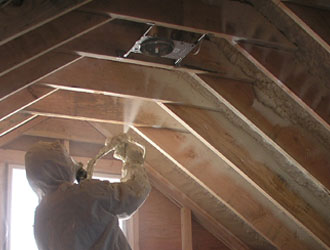 attic insulation benefits for Virginia homes